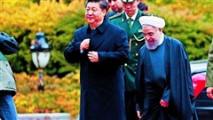 Mỹ 'mở đường' để Trung Quốc đảo ngoặt chiến lược và 'hưởng trái ngọt' tại Trung Đông