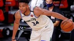 Giannis Antetokounmpo nói không với kế hoạch chia tay Milwaukee Bucks