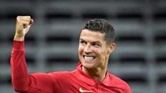 Cristiano Ronaldo làm điều chưa từng có trong lịch sử bóng đá châu Âu
