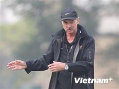 Quốc Vượng: Thầy Alfred Riedl là người tâm huyết với bóng đá Việt Nam