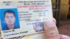 Cục Cảnh sát giao thông hướng dẫn cách tính 12 điểm giấy phép lái xe khi vi phạm
