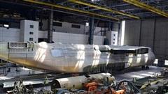 Ukraine hoàn thành chiếc An-225 thứ hai cùng... Thổ Nhĩ Kỳ
