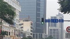 Hà Nội: Khôi phục biển cấm xe hợp đồng trên 10 tuyến phốtừ ngày 15-9