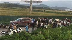 Bắc Giang: Một cảnh sát cơ động bị tài xế xe 16 chỗ tông tử vong