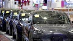 Tesla muốn xuất khẩu xe điện sản xuất tại Trung Quốc