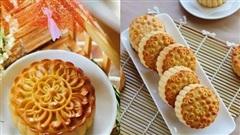 Cách làm bánh trung thu nhân gà quay thập cẩm siêu thơm ngon và lạ miệng