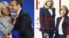 Đệ nhất phu nhân Pháp bị soi chi tiết vô lý trên bìa tạp chí mới, hiếm hoi chia sẻ cảm xúc lần đầu làm mẹ năm 21 tuổi