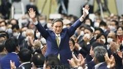 Tân Thủ tướng Nhật Bản Yoshihide Suga - Sứ mệnh 'vượt qua thách thức'