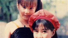 Ảnh hiếm thời thơ ấu của Diễm My 9X được đóng phim cùng Diễm Hương