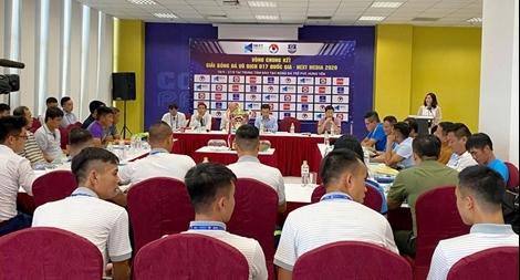 Vòng chung kết giải bóng đá Vô địch U17 Quốc gia bắt đầu từ ngày 18/9