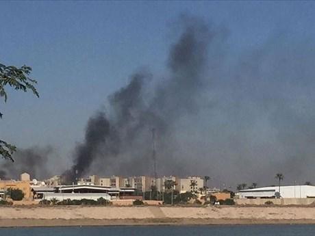 Liên tiếp xảy ra các vụ tấn công phái bộ ngoại giao phương Tây ở Iraq