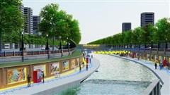 Thực hư sông Tô Lịch sẽ trở thành 'Công viên lịch sử - văn hoá - tâm linh Tô Lịch' bằng nguồn vốn từ Nhật Bản