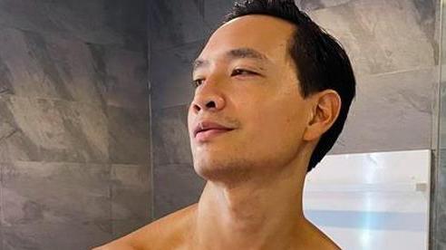 Kim Lý đăng ảnh khoe body cuồn cuộn 'nóng mắt' do Hà Hồ chụp