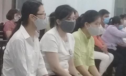 Nữ bị cáo chủ mưu vụ 'thụt két' ngân hàng 57 tỷ đồng lãnh án chung thân