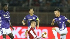 TPHCM đại bại trước Hà Nội FC: Sự khác biệt ở đẳng cấp!