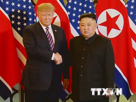 Tổng thống Trump tự nhận ngăn chặn chiến tranh hạt nhân với Triều Tiên