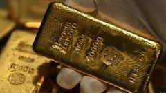 Giá vàng châu Á giảm do đồng USD tăng giá
