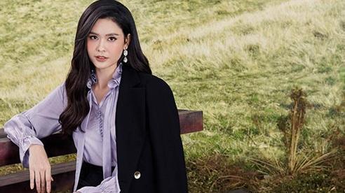 Trương Quỳnh Anh dịu dàng, nữ tính