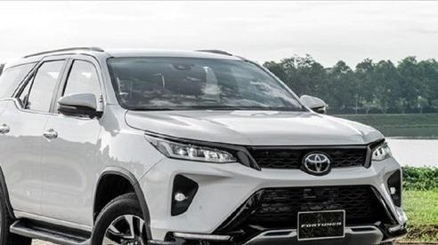 Toyota Fortuner Legender 2020 có giá 1,434 tỉ đồng