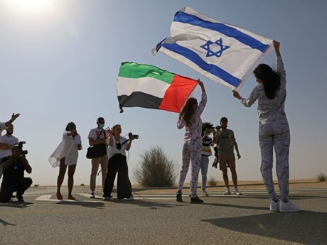 UAE và Israel thúc đẩy hợp tác văn hóa sau khi bình thường hóa quan hệ