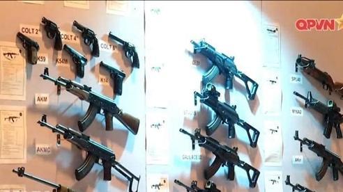 Việt Nam nâng cấp thành công súng trường M16