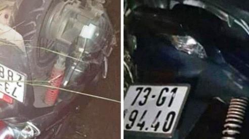 Quảng Bình: Tai nạn giao thông trong đêm, 2 người tử vong