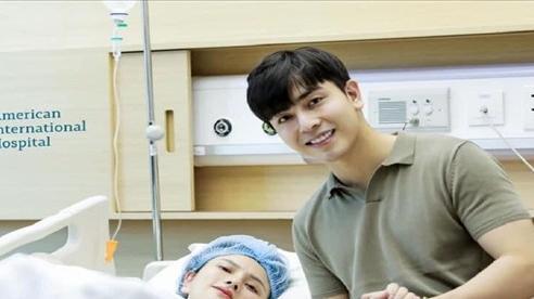 Ca sĩ Thu Thủy chính thức hạ sinh tiểu công chúa
