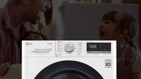LG Việt Nam ra mắt máy giặt công nghệ AI – Tương lai của công nghệ giặt giũ