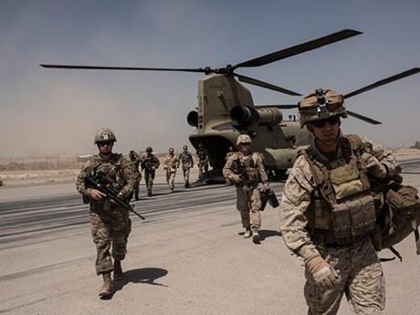 Bộ Quốc phòng Mỹ chuẩn bị kế hoạch rút toàn bộ quân khỏi Afghanistan