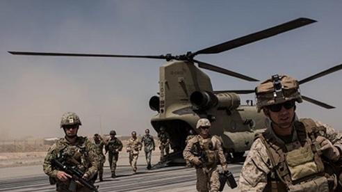 Bộ Quốc phòng Mỹ lên kế hoạch rút toàn bộ binh sĩ khỏi Afghanistan