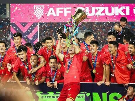 AFF Cup chốt lịch chính thức vào tháng 4/2021, tuyển Việt Nam 'dễ thở'