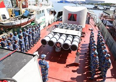 Vùng 2 Hải quân: Huấn luyện sát thực, làm chủ vững chắc