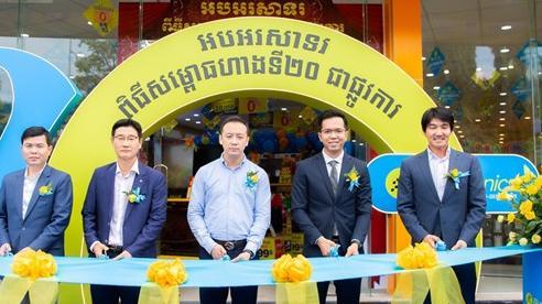'Xuất ngoại' thần tốc như Điện máy Xanh ở Campuchia