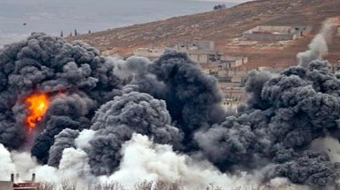 Tiêm kích Nga, Syria trút mưa bom san phẳng nhiều hang ổ của khủng bố IS