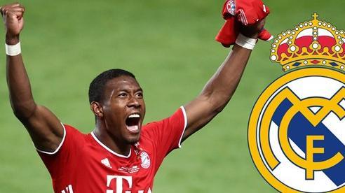 Real Madrid mua gấp Alaba để vá hàng thủ