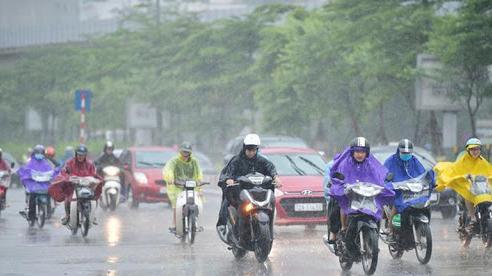 Tin tức dự báo thời tiết mới nhất hôm nay 28/9/2020: Hà Nội tiếp tục có mưa dông