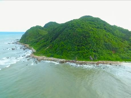 [Video] Quan Lạn - viên ngọc xanh trên biển biếc của vịnh Bái Tử Long