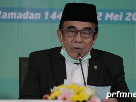 Bộ trưởng Tôn giáo Indonesia dương tính với virus SARS-CoV-2
