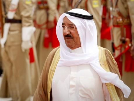 Quốc vương Kuwait Sabah al-Ahmad al-Sabah qua đời ở tuổi 91