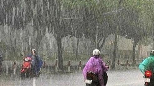 Thời tiết ngày 30/9: Nhiều khu vực mưa và dông, vùng núi phía Bắc đề phòng nguy hiểm