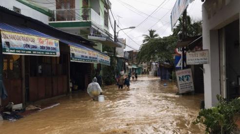 Đà Nẵng: Tiếp tục cho học sinh, sinh viên nghỉ học vì mưa lớn kéo dài