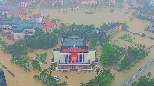 Thừa Thiên - Huế phát đi cảnh báo lũ đặc biệt lớn