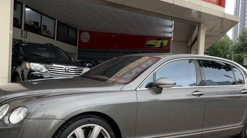 Sau 11 năm, siêu phẩm Bentley Continental Flying Spur hạ giá rẻ ngang Mercedes-Benz E-Class 2020