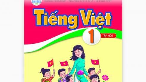 Chỉnh sửa, thay thế một số nội dung trong SGK Tiếng Việt lớp 1 Cánh Diều