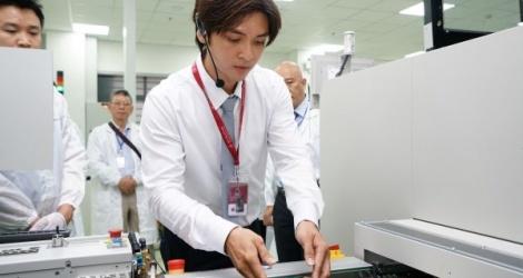Đà Nẵng: Khánh thành nhà máy công nghệ thông tin kỹ thuật cao