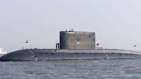 Tàu ngầm Kilo Myanmar làm nóng Biển Andaman