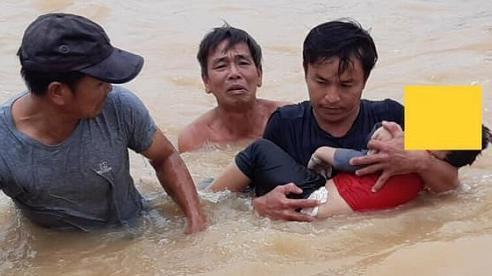 Bé trai 3 tuổi ở Đà Nẵng bị nước cuốn tử vong