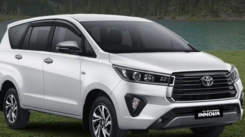 Toyota Innova 2021 ra mắt tại Indonesia 2 tùy chọn động cơ