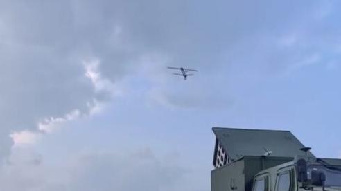 Trung Quốc thử loạt máy bay không người lái tấn công tự sát