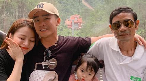 Đỗ Duy Nam đưa người thân và vợ hotgirl đi du lịch